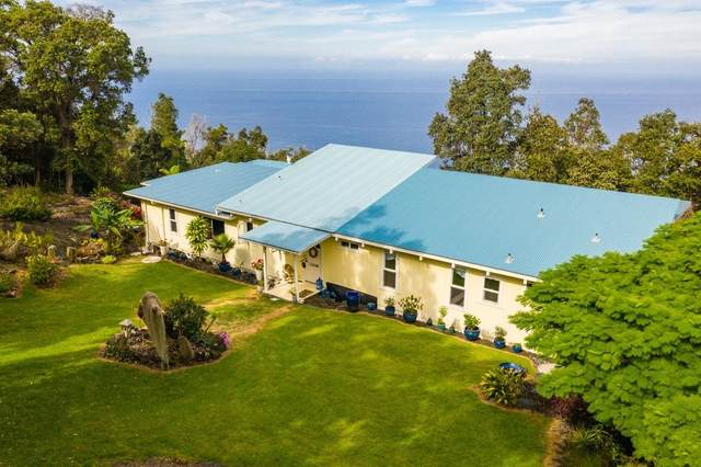 87-2855 Hawaii Belt Rd, Captain Cook, HI 96704 (MLS #655196) :: LUVA Real Estate