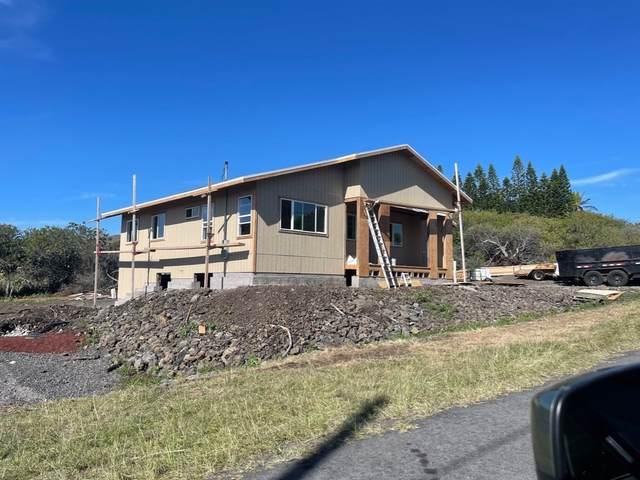 94-1569 Kaulua Circle, Naalehu, HI 96772 (MLS #655237) :: LUVA Real Estate