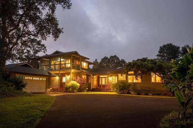 75-1181 Keopu Mauka Dr, Holualoa, HI 96725 (MLS #655244) :: LUVA Real Estate