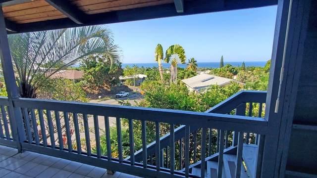 76-219 Royal Poinciana Dr, Kailua-Kona, HI 96740 (MLS #655247) :: LUVA Real Estate