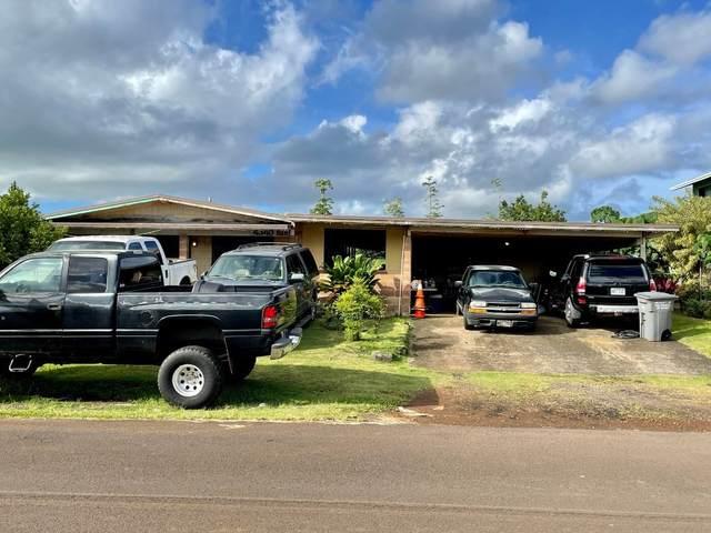 4345 Nani St, Lihue, HI 96766 (MLS #655266) :: Hawai'i Life