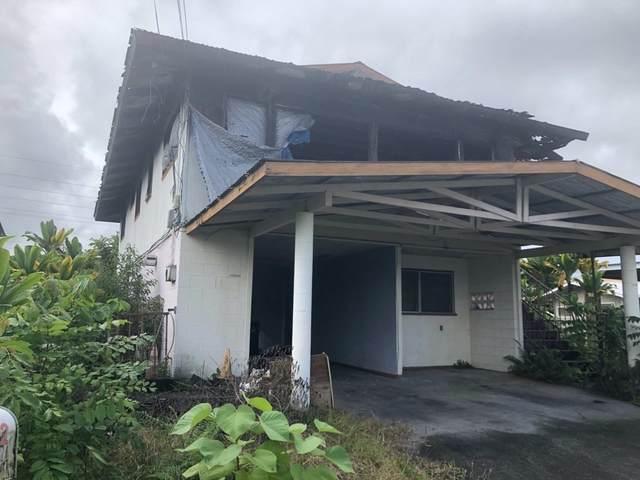 172 Mauna Loa St, Hilo, HI 96720 (MLS #655282) :: Corcoran Pacific Properties