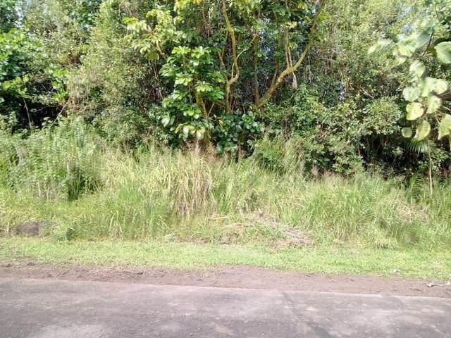N Hou St, Pahoa, HI 96778 (MLS #655298) :: LUVA Real Estate