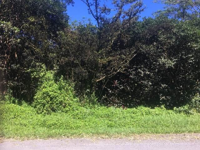 21ST AVE (MIKANA), Keaau, HI 96749 (MLS #655367) :: LUVA Real Estate