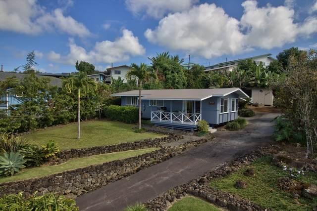 82-6142 Hookipa Pl, Captain Cook, HI 96704 (MLS #655374) :: LUVA Real Estate