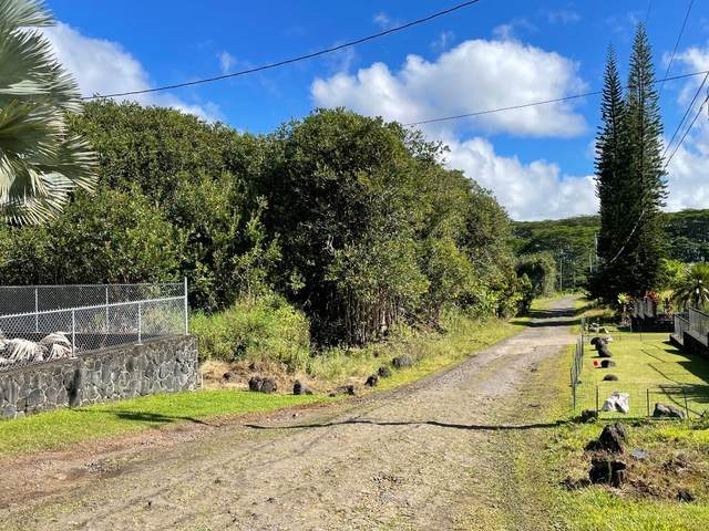 Kukui Camp, Mountain View, HI 96771 (MLS #655397) :: LUVA Real Estate