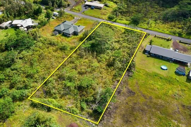 15-1489 18TH AVE (MAIA), Keaau, HI 96749 (MLS #655402) :: Aloha Kona Realty, Inc.