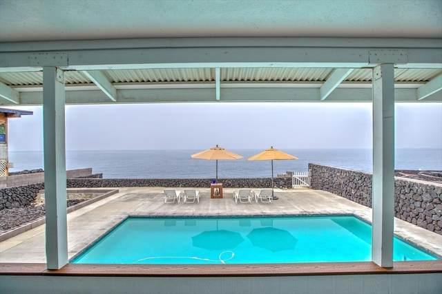 88-131 Kai Ave, Captain Cook, HI 96704 (MLS #655429) :: LUVA Real Estate