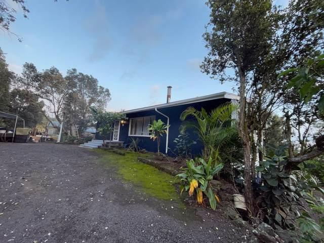 92-9098 Ginger Blossom Ln, Ocean View, HI 96737 (MLS #655456) :: LUVA Real Estate