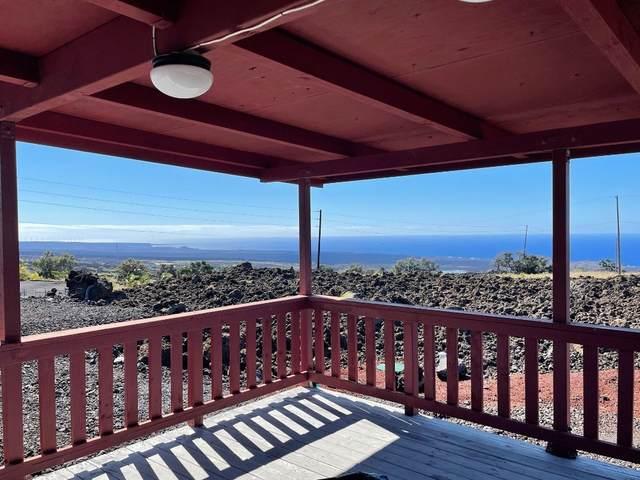 92-8622 Lauhala Dr, Ocean View, HI 96737 (MLS #655478) :: LUVA Real Estate