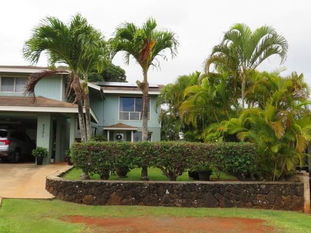 5331 Luana St, Kapaa, HI 96746 (MLS #655534) :: Corcoran Pacific Properties