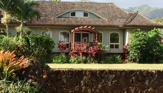 4969 Aliomanu Rd, Anahola, HI 96703 (MLS #605971) :: Kauai Real Estate Group