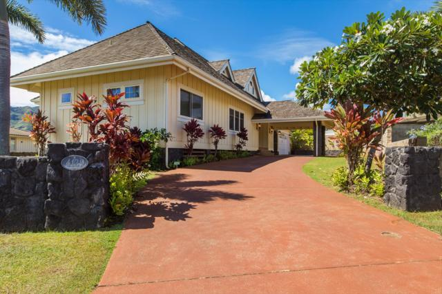 4129 Puahala Pl, Lihue, HI 96766 (MLS #607555) :: Elite Pacific Properties