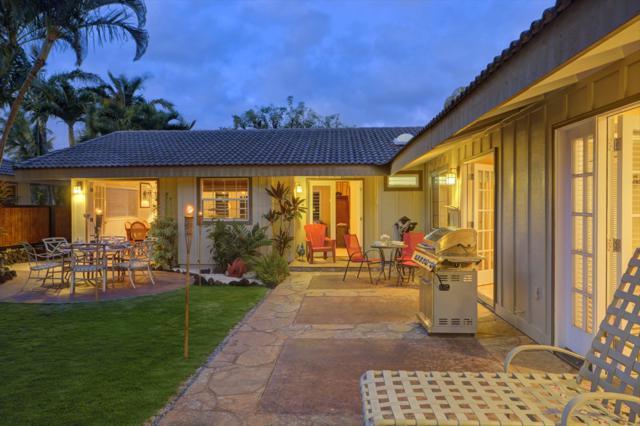 1750 Kelaukia St, Koloa, HI 96756 (MLS #608238) :: Elite Pacific Properties