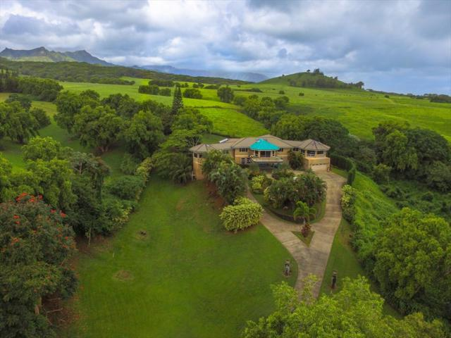 4700 Kapuna Rd, Kilauea, HI 96754 (MLS #608483) :: Kauai Exclusive Realty
