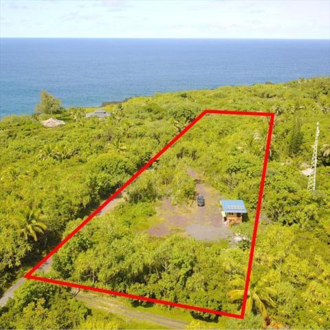 14-3596 Government Beach Rd, Pahoa, HI 96778 (MLS #608567) :: Aloha Kona Realty, Inc.