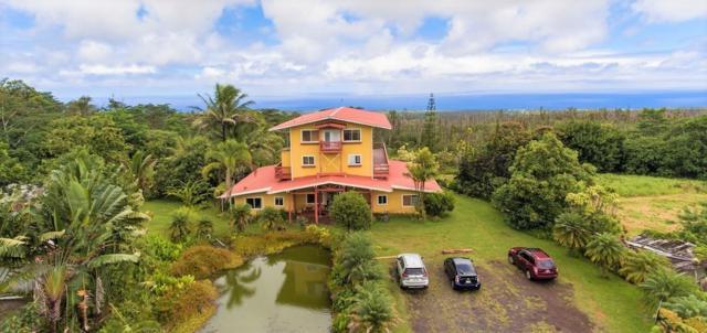 13-3775 Pahoa Kalapana Rd, Pahoa, HI 96778 (MLS #608840) :: Aloha Kona Realty, Inc.