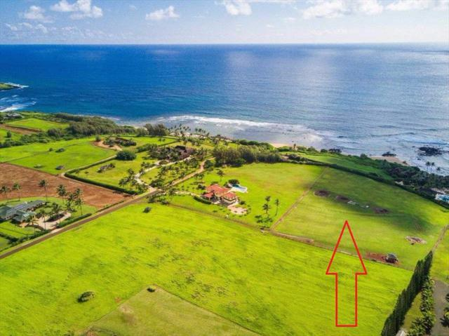 5286--7E Kalalea View Drive, Anahola, HI 96703 (MLS #609602) :: Kauai Exclusive Realty