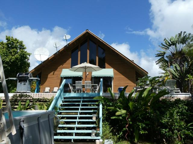 12-7135 Kalaunu St, Pahoa, HI 96778 (MLS #609822) :: Elite Pacific Properties