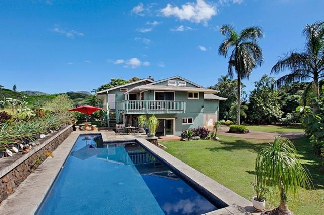 5471 Emi Rd, Koloa, HI 96756 (MLS #609850) :: Elite Pacific Properties