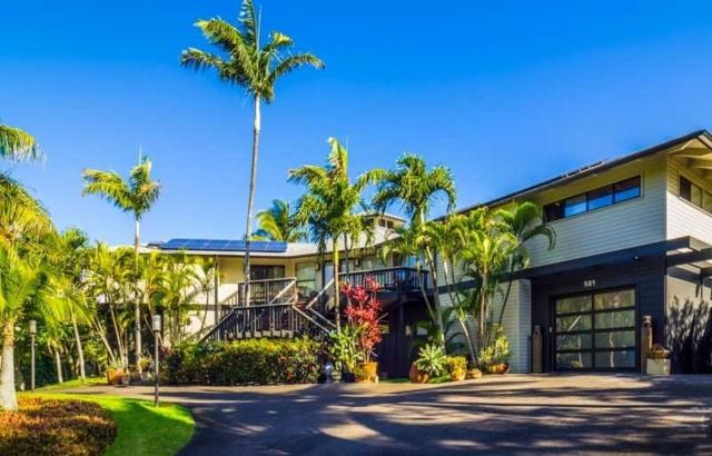 581 Stable Rd, PAIA, HI 96779 (MLS #611599) :: LUVA Real Estate