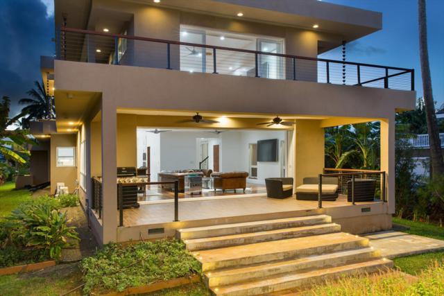 3785 Punahele Road, Princeville, HI 96722 (MLS #611751) :: Elite Pacific Properties