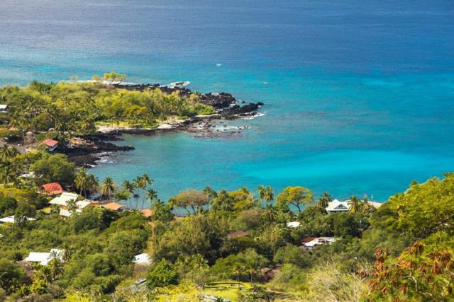 Pali Poku, Captain Cook, HI 96704 (MLS #612618) :: Elite Pacific Properties