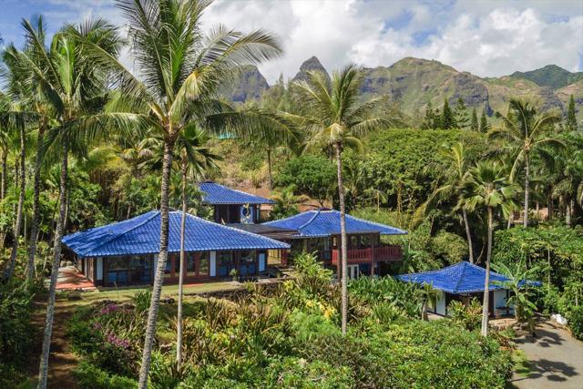 4933 Aliomanu Rd, Anahola, HI 96703 (MLS #614567) :: Kauai Exclusive Realty