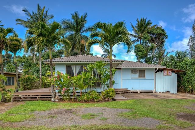 4462 Pukalani Pl, Kilauea, HI 96754 (MLS #614814) :: Kauai Exclusive Realty