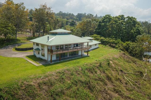 73-4613 Kukuki St, Kailua-Kona, HI 96740 (MLS #615481) :: Elite Pacific Properties