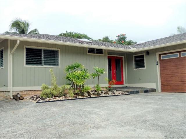 321 Hie St, Kapaa, HI 96746 (MLS #615679) :: Kauai Exclusive Realty