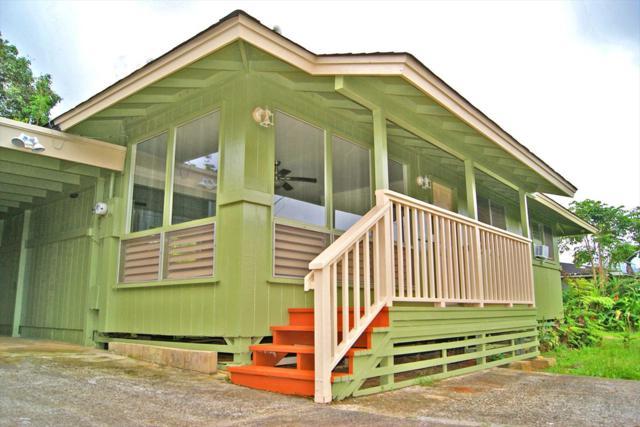 4321 Kaikala St, Kilauea, HI 96754 (MLS #615948) :: Aloha Kona Realty, Inc.