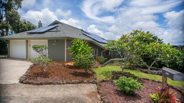 4175 Uka Ikena St, Kalaheo, HI 96741 (MLS #616025) :: Aloha Kona Realty, Inc.