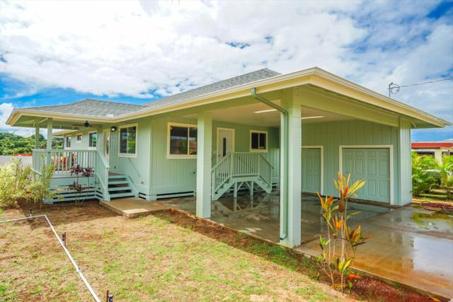 4786 Pelehu Rd, Kapaa, HI 96746 (MLS #616226) :: Kauai Real Estate Group