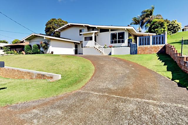 3774 Kikee Rd, Kalaheo, HI 96741 (MLS #616594) :: Elite Pacific Properties