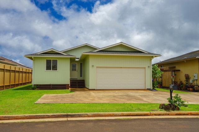 3152-A Unahe St, Lihue, HI 96766 (MLS #616774) :: Kauai Exclusive Realty
