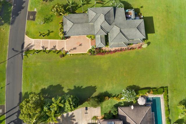 4074 Aloalii Dr, Princeville, HI 96722 (MLS #616935) :: Aloha Kona Realty, Inc.