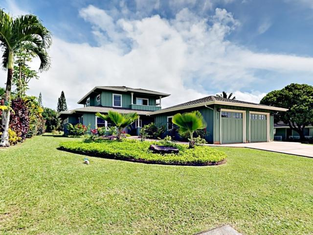 4962 Emmalani Dr, Princeville, HI 96722 (MLS #617613) :: Kauai Exclusive Realty
