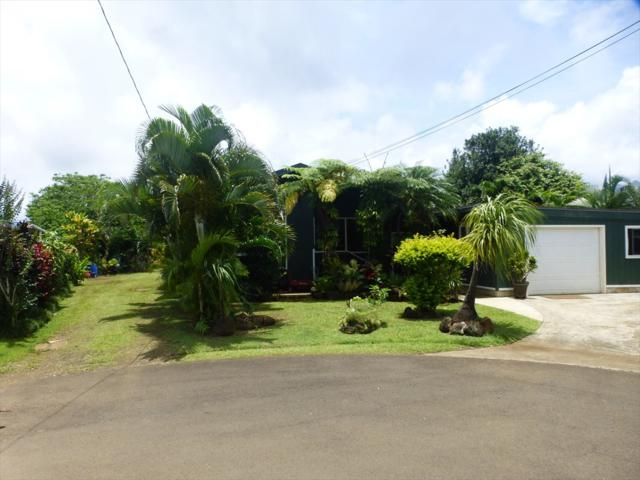 4433 Aalona St, Kilauea, HI 96754 (MLS #617752) :: Elite Pacific Properties