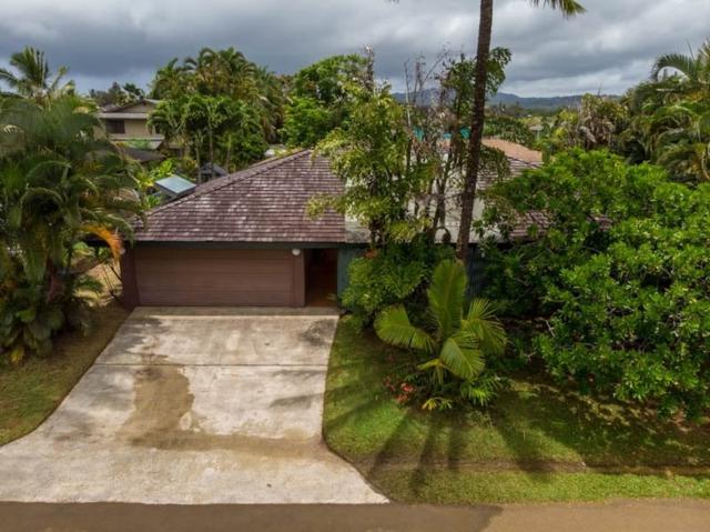 4341 Momi St, Kilauea, HI 96754 (MLS #617917) :: Elite Pacific Properties