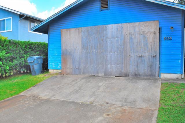 5359 Kula Mauu St, Kapaa, HI 96746 (MLS #618114) :: Kauai Exclusive Realty
