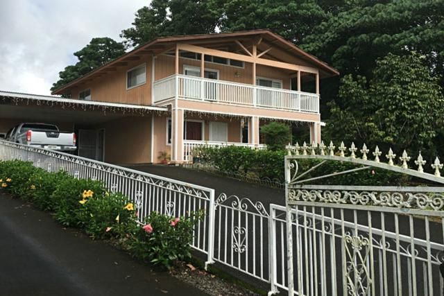 16-508 Ohe St, Keaau, HI 96749 (MLS #618150) :: Elite Pacific Properties