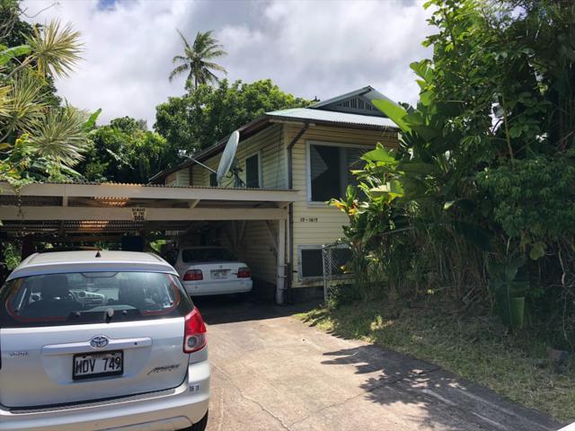 47-4627 Honokaa  Waipio Rd, Honokaa, HI 96727 (MLS #618403) :: Elite Pacific Properties