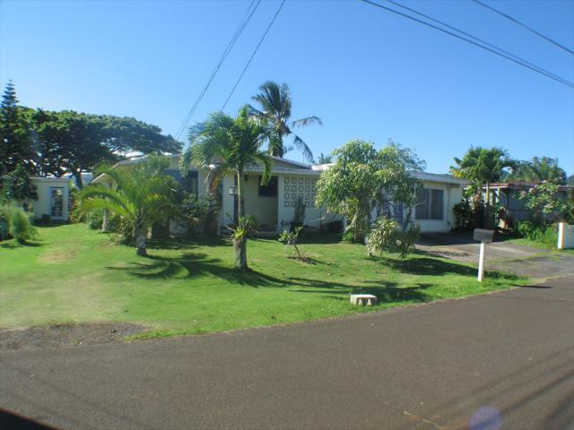 3868 Mamaki St, Koloa, HI 96756 (MLS #618582) :: Kauai Exclusive Realty