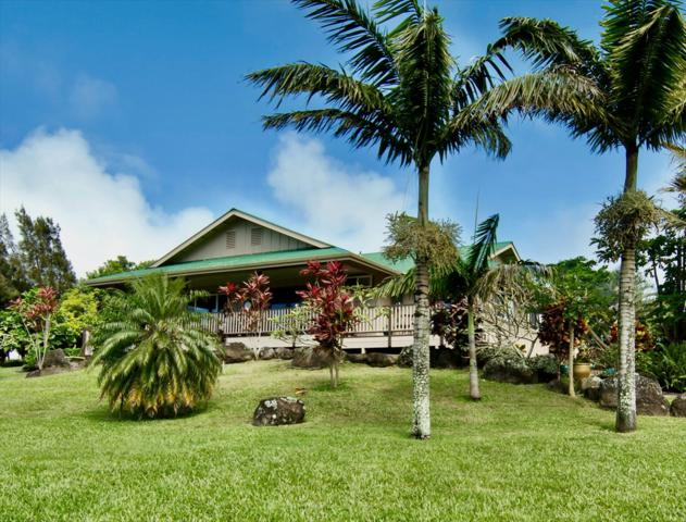 56-786 Kualapa Pl, Hawi, HI 96719 (MLS #618918) :: Oceanfront Sotheby's International Realty