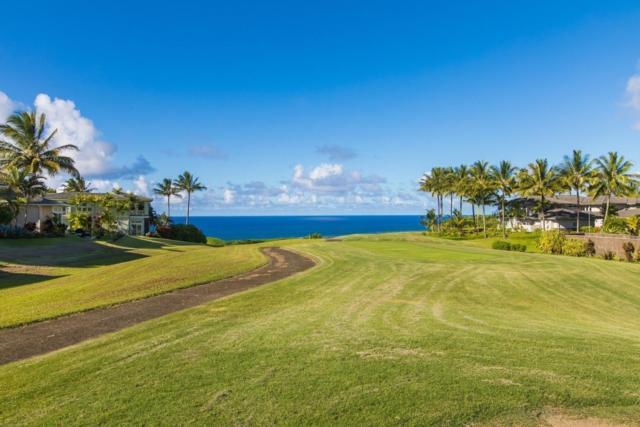 3991 Aloalii Dr, Princeville, HI 96722 (MLS #619113) :: Elite Pacific Properties
