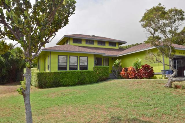 62-2054 Mahua St, Kamuela, HI 96743 (MLS #619531) :: Oceanfront Sotheby's International Realty