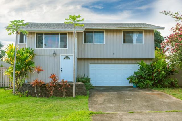 5407 Olopua St, Kapaa, HI 96746 (MLS #619552) :: Elite Pacific Properties