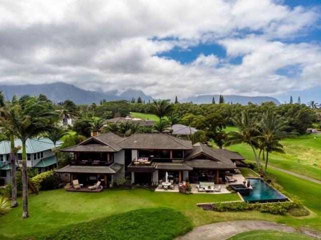 3941 Aloalii Dr, Princeville, HI 96722 (MLS #620104) :: Kauai Real Estate Group