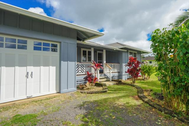 6380 Opaekaa Rd, Kapaa, HI 96746 (MLS #620241) :: Elite Pacific Properties